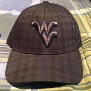 eee24b86 Zephyr Accessories | West Virginia University Hat Brand New | Poshmark
